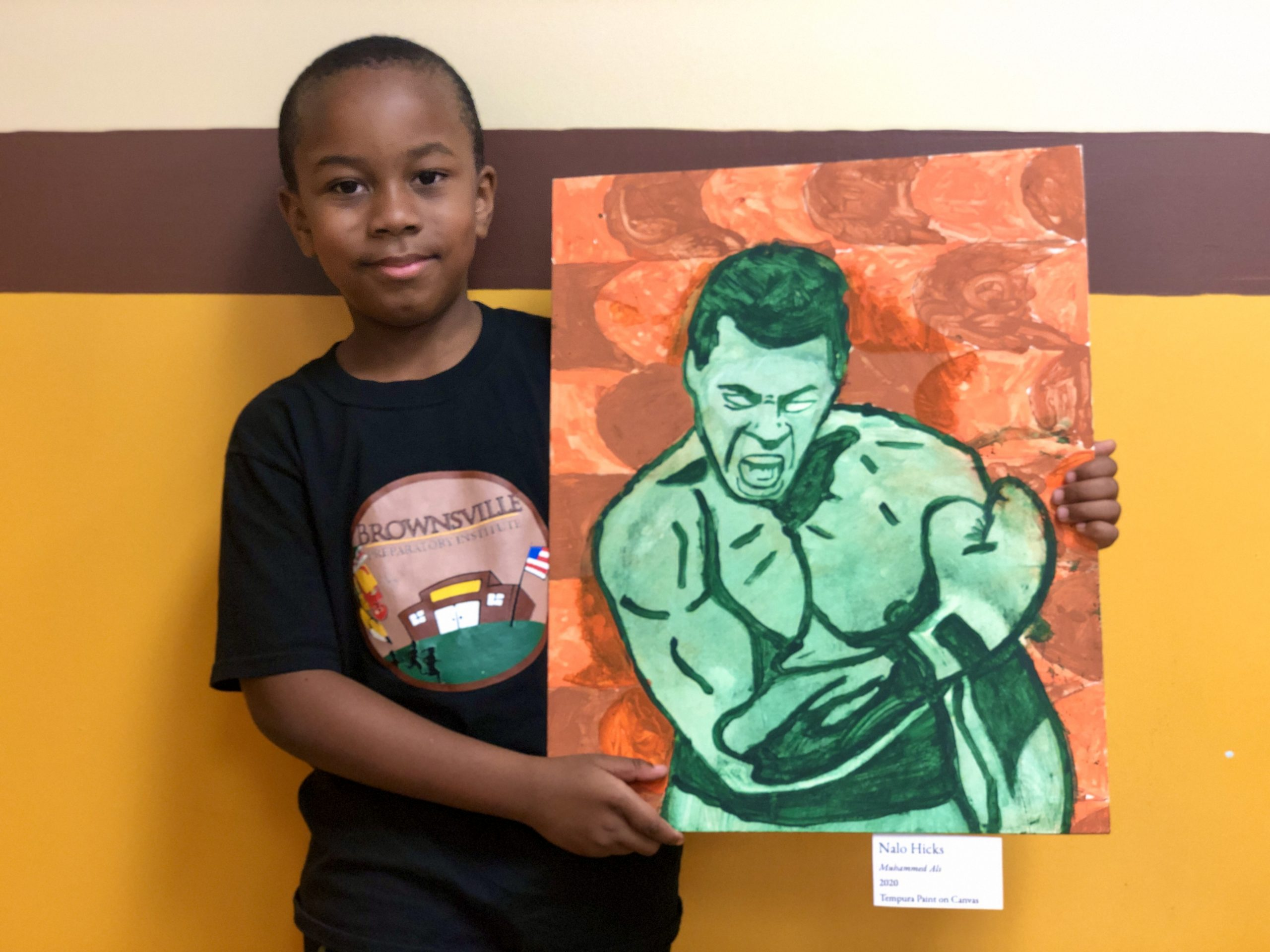 """Muhammad Ali"" by Nalo Hicks"